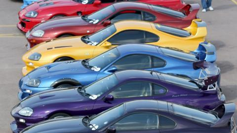 Toyota Supra original
