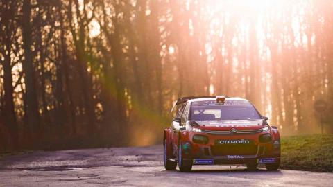 Nuevo Citroën C3 WRC 2019