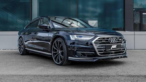 Audi A8 by ABT Sportsline