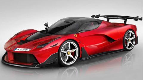 Ferrari Laferrari Revoluzion El Primo Del Fxx K Evo Autobild Es