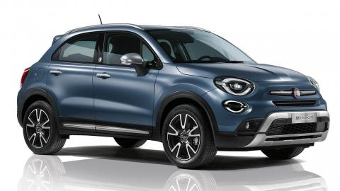 Fiat 500X Mirror Cross