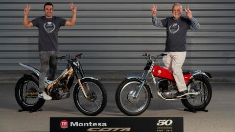 trial moto 300rr