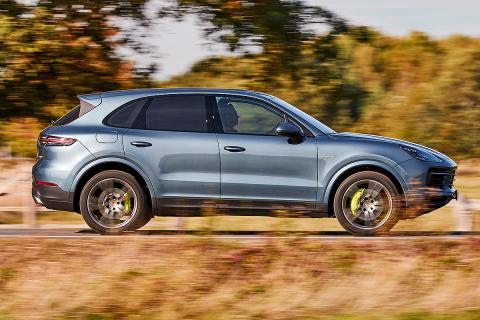 Porsche Cayenne e-Hybrid/Range Rover Sport PHEV