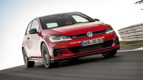 Precio Volkswagen Golf GTI TCR