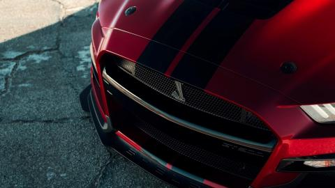 Shelby Mustang GT500 2019