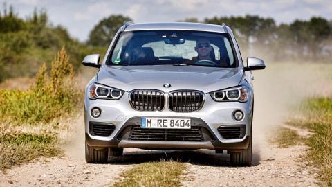 Test 100.000 km BMW X1