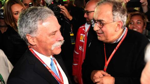 Carey y Marchionne