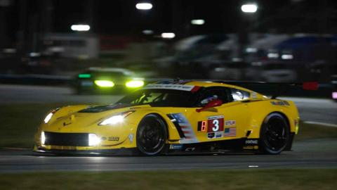 Corvette Racing Daytona