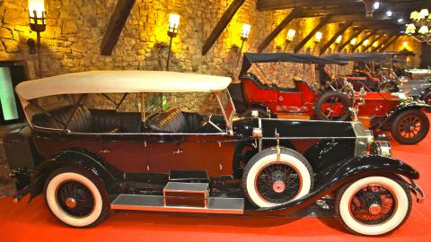 Museo Torre Loizaga Rolls-Royce