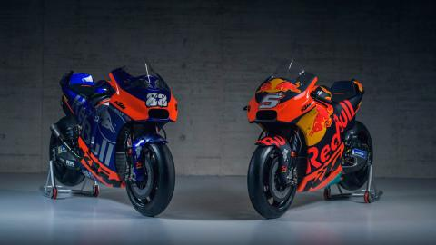 Tech3 Factory Racing RC16 moto espargaro zarco miguel oliveira