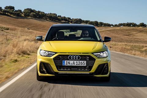 Prueba del Audi A1 2019