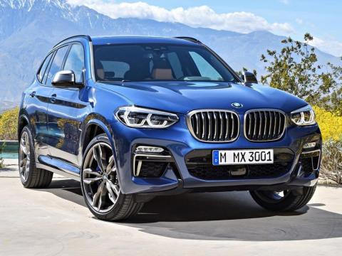 Mantenimiento del BMW x3