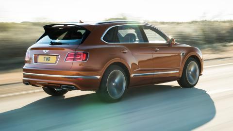Bentley Bentayga Speed (trasera 2)