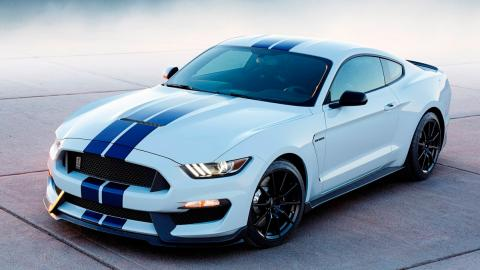 Ford Mustang Shelby GT350 (2016)