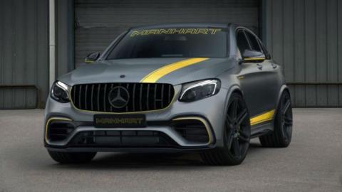 Mercedes-AMG GLC 63 Coupé