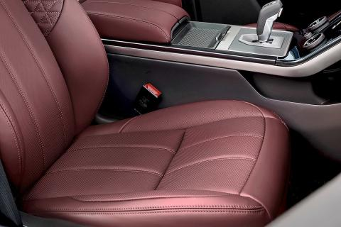 Prueba del Range Rover Evoque 2019