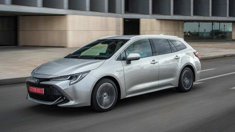 Toyota Corolla 2019 Touring Sports