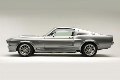 El Ford Mustang de '60 segundos', vendido por 342.000 euros