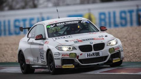 BMW 240i en el Circuito de Nürburgring