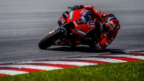 MotoGP Ducati record tiempo circuito
