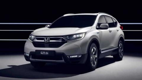 Honda CR-V km0