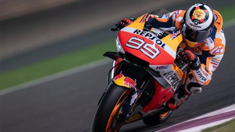 Test MotoGP pretemporada