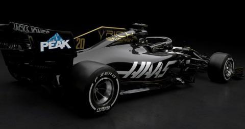 Nuevo Haas F1