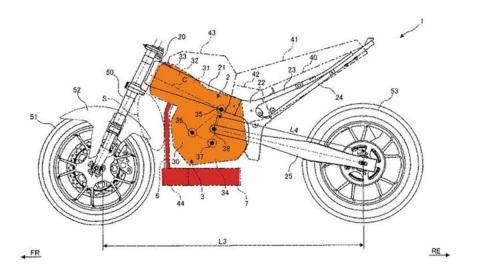 patente japon innovacion innovador motos