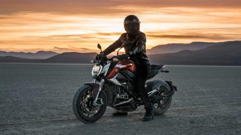motos electricas electrica SR-F