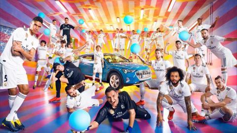 Audi e-tron Real Madrid