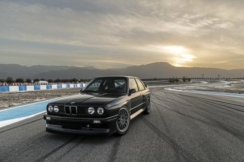BMW E30 M3 de Redux