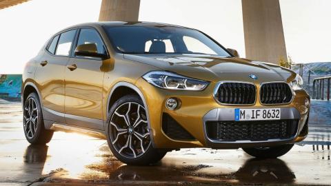 BMW X2 km0