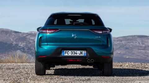 DS 3 Crossback 2019