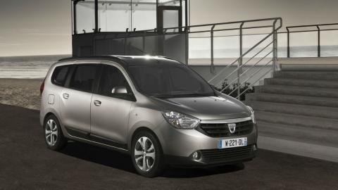 Dacia Logdy 2019