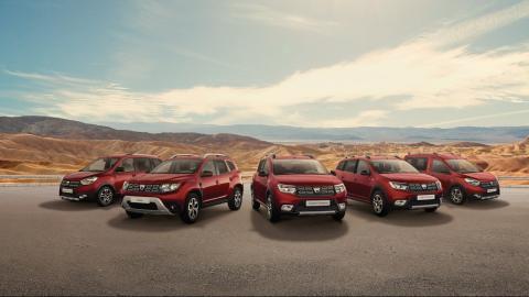 Dacia X Plore