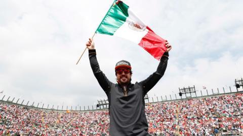 GP México F1 2018