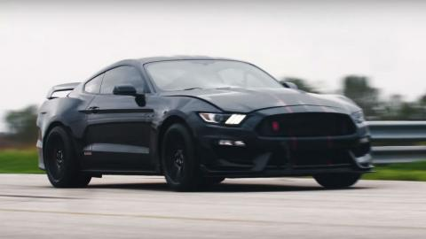 Hennessey HPE850 Mustang GT350R