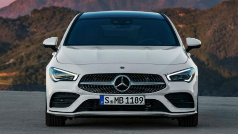 Mercedes CLA Shooting Brake 2019