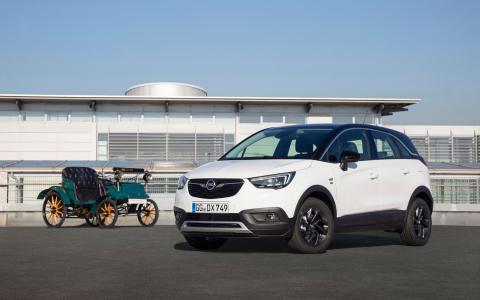 Opel Crossland X 120 aniversario