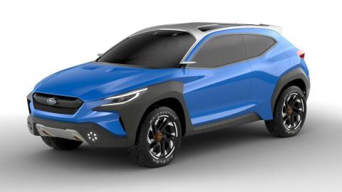 Subaru Viviz Adrenaline Concept