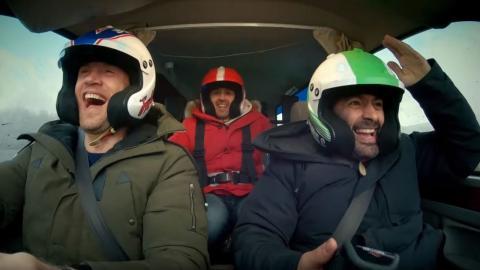 Trailer Top Gear