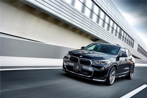 BMW X2 by 3DDesign