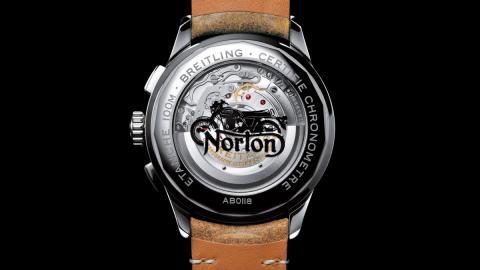 lujo premier reloj correa vintage cuero