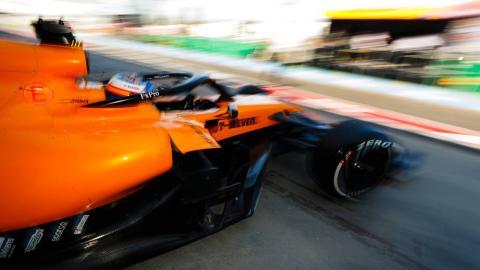 Carlos Sainz en el GP Australia