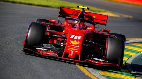 GP Australia F1 2019