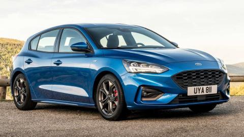 El Ford Focus 2020 Sera Hibrido Y El Ford Fiesta Tambien