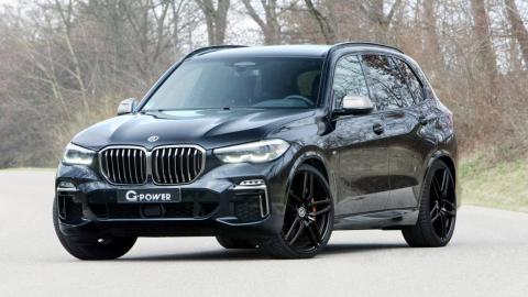 G-Power BMW X5 M50d