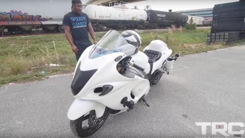 moto locura altas prestaciones