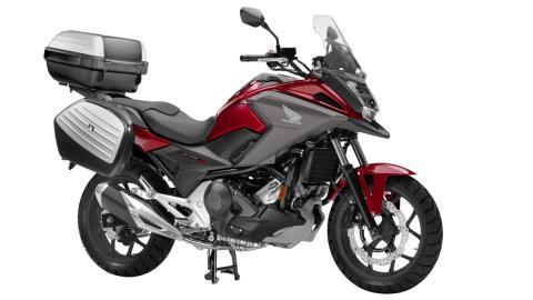 moto trail altas prestaciones viajar motociclismo