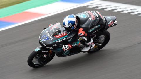 Moto3 campeon